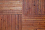 Rustic bamboo texture. Horizontal and vertical lines. Ocher and brown tones.