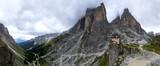 Sentieri dolomitici verso il Rifugio Vajolet - 222454224