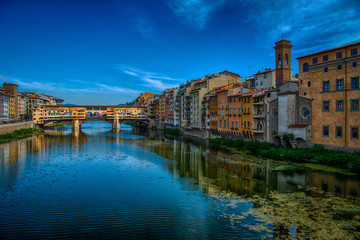 Ponte Vecchio - Florenz © Richard