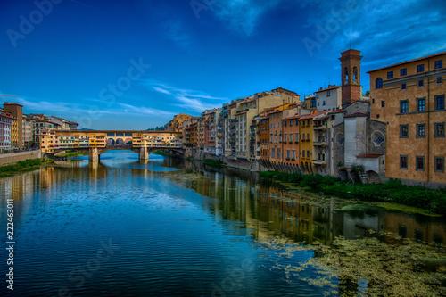 Poster Ponte Vecchio - Florenz