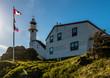 Lobster cove Head Lighthouse, Gros Morne National Park, Newfoundland, Canada