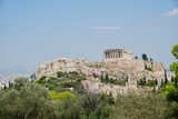 The Parthenon, mountain view - 222519230