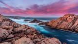 Western Australia Canal Rock Sunrise - 222592471