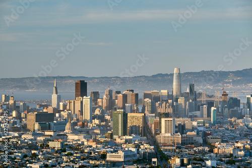 San Francisco skyline, California - 222622675