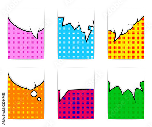 Pop art poster collection © gn8