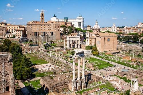 obraz PCV Forum Romanum