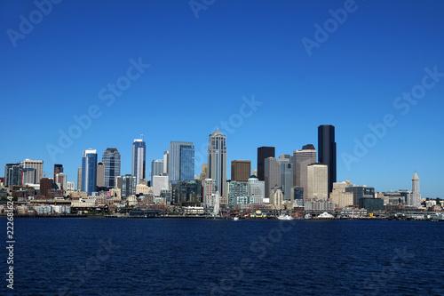 Foto Murales Seattle Downtown