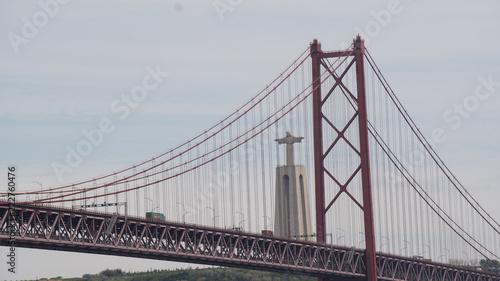 Fototapeta 25 de Abril Bridge