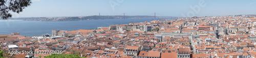 mata magnetyczna Panorama of Lisbon