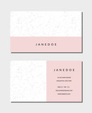 Business Card Template - 222766696