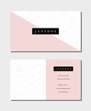 Business Card Template - 222767284