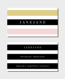 Business Card Template - 222767614