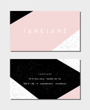 Business Card Template - 222767843