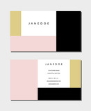 Business Card Template - 222768087