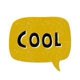 Cool Retro Typographic Design - 222771443