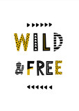 Wild and Free - 222777475