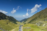 Transfogarska route, Carpathians, Romania