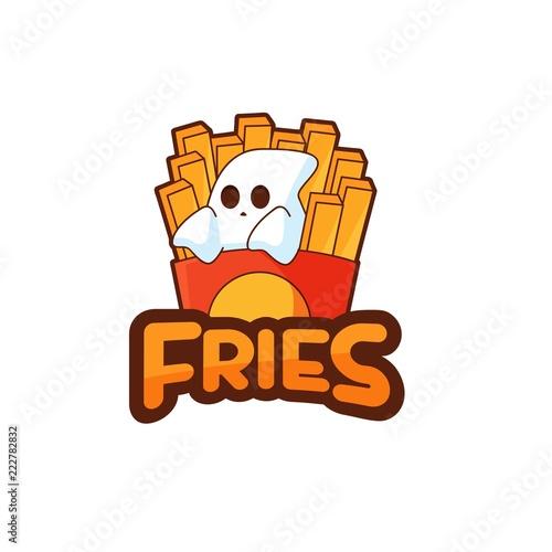 Junk food logo - 222782832
