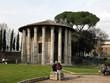 Rom, Tempel des Hercules Victor