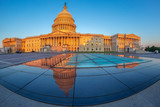 United States Capitol building at early morning - 222832693
