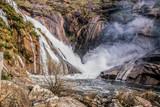 Ezaro, A Coruna, Galicia, Spain: Ezaro waterfall