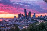 Classic Seattle Views and a Memorable Sunset - 222882299