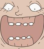joking face illustration - 222882804