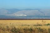 горный пейзаж в Западной Галилеи на севере Израиля          - 222890605