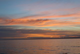 Un-edited Color on Sunset on Phillip Island, Australia