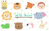 Wild Animal in Cartoony