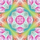 Flower pattern in fractal design. Artwork for creative design, art and entertainment. - 222917094