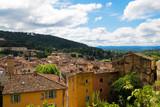 Medieval Village Cotignac Provence France
