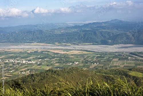 scenery of Luye landscape
