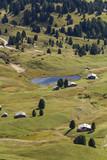 Blick ins Tal von Seceda - 222968613