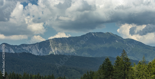 view of the Inner Eastern Carpathians, Romania - 223015076