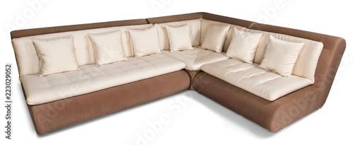 Narożna sofa
