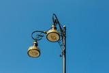A street lamp in Bahrain. - 223030851