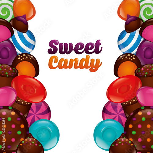 sweet candy concept - 223035294