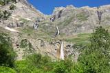 Pineta Valley in Ordesa National Park, Spain