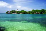 Isla Grande, Rosario Archipelago, Colombia, South America - 223043820