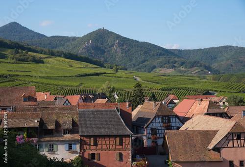Hunawihr w Alzacji