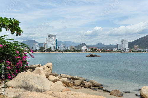 View of Nha Trang city from other side  - 223044836