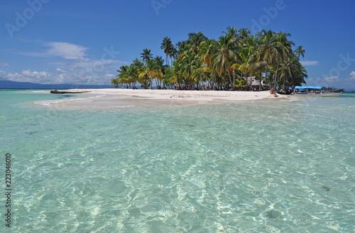 Fototapeten Strand San Blas