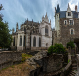Kathedrale von Nantes - Rückseite - 223070086