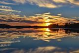Sunset on Knik