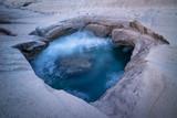 rock hole, Sarakiniko at dusk - 223157693