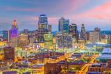 Kansas City, Missouri, USA Skyline - 223170829