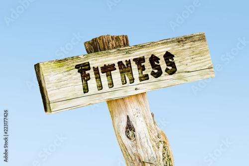 Tarcza 329 - Fitness