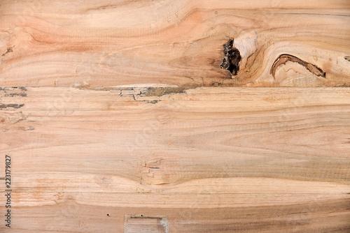 jasnobrązowy drewno tło stary z ziarna
