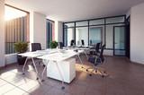 modern office - 223186821